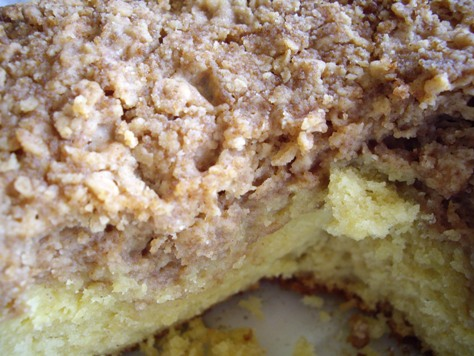 Classic Crumb Cake - Obsessed with Martha Stewart