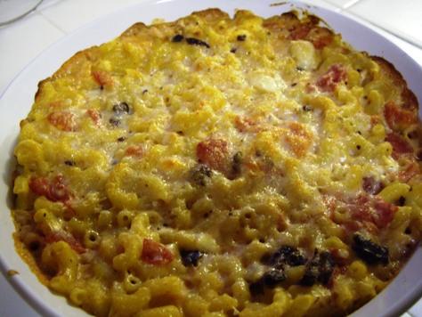 Mediterranean macaroni