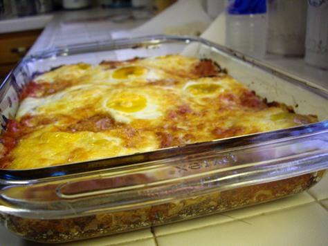 Baked eggs1